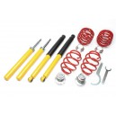 Výškově stavitelný podvozek Opel Kadett E CC (33_/34_) - TA Technix