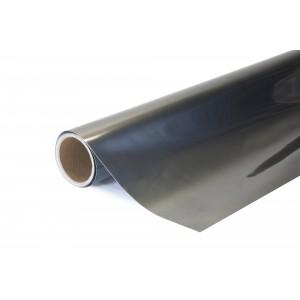 Lesklá kovová ocelová černá polepová fólie 152x100cm - interiér/exteriér_1