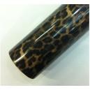 Imitace kůže leopard černý polepová fólie 152x50cm - interiér/exteriér_1