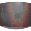Chromovaná laserová tmavá šedá polepová fólie 152x100cm - interiér/exteriér_1