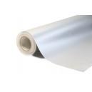 Plotrová fólie stříbrná REN03 122x700cm - interiér/exteriér_1